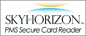 Sky Horizon PMS Secure Card Reader