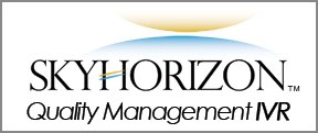 Sky Horizon Quality Management IVR